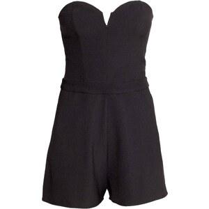 H&M Combi-short sans bretelles