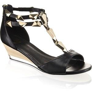 Sandalette Gamloong schwarz