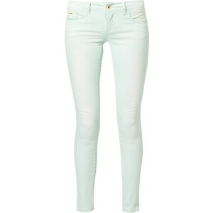 ONLY GRACE LOW ANKLE PANT Jeans Slim Fit honeydew