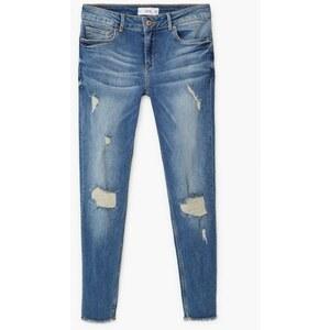 MANGO Gekürzte Skinny Jeans Isa