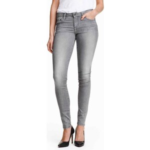 H&M Jean Super Skinny Low