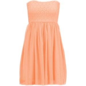 ONLY ONLPRINCESS Cocktailkleid / festliches Kleid pale neon orange