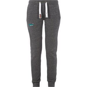 Superdry Slim Fit Sweatpants in Melangeoptik