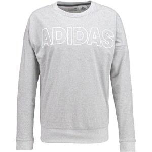 adidas Performance Sweatshirt medium grey heather