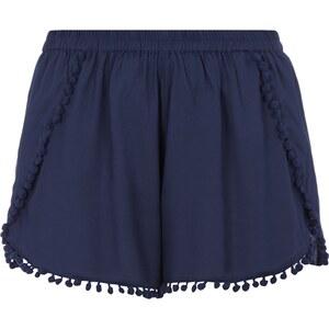Vila Shorts mit Pompon-Borten