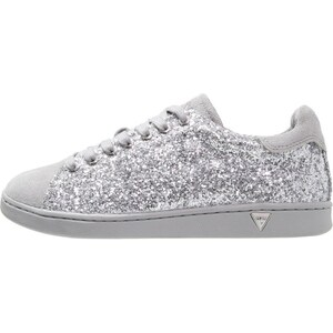 Guess SUPER Sneaker low silver