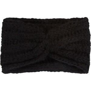 REVIEW Stirnband aus grobem Rippenstrick
