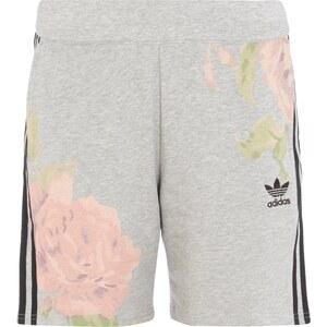 adidas Originals Sweatshorts mit floralem Print