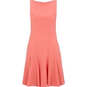 Lauren Ralph Lauren Kleid mit Rockteil im Godet-Schnitt