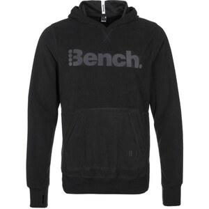 Bench CLAPTON Fleecepullover schwarz