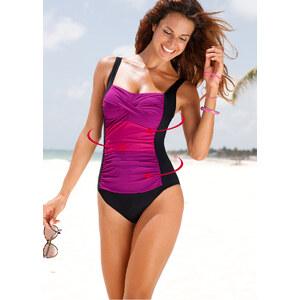 bpc selection Maillot 1 pièce modelant noir maillots de bain - bonprix