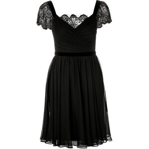 Marchesa Notte Cocktailkleid / festliches Kleid black