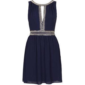 Topshop Verspieltes Kleid von TFNC - Navy Blau