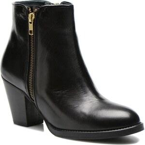 Jonak - ANGIE - Stiefeletten & Boots für Damen / schwarz