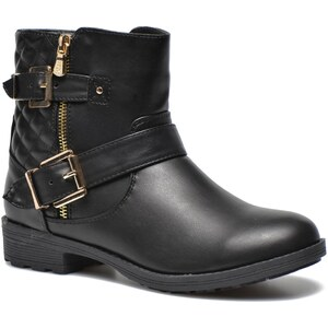 SALE - 10% - Xti - Kuta - Stiefeletten & Boots für Damen / schwarz