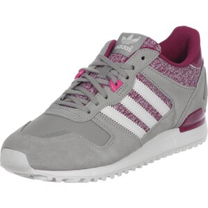 Adidas Zx 700 W chaussures solid grey/white/berry
