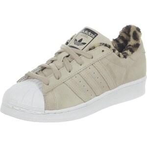 adidas Superstar W chaussures dust sand/white