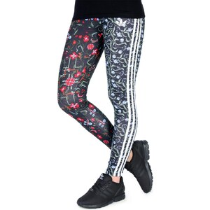 adidas Moscow Mix Printed W Leggings multicolor