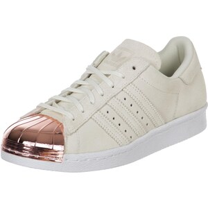 adidas Superstar 80s Metal Toe W Adidas chaussures creme/bronze