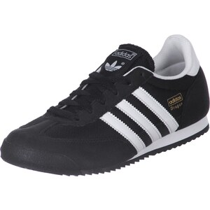 adidas Dragon J W chaussures black/white/black