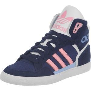 Adidas Extaball W chaussures night indigo/orange