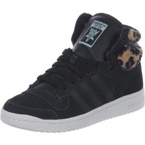 adidas Top Ten Hi W chaussures core black/mist slate