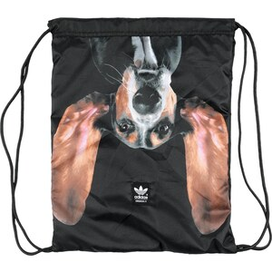 adidas Puppy Pack Gymsack black