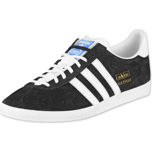 adidas Gazelle Og chaussures black/white/met.gold