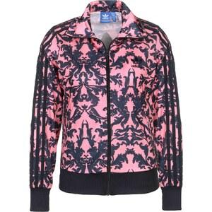 adidas Aop Bf Tt W veste de survêtement pink/blue
