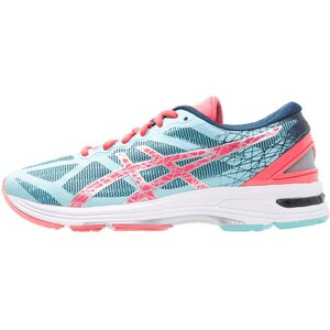 ASICS GELDS TRAINER 21 NC Laufschuh Wettkampf turquoise/diva pink/ink