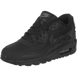 Nike Air Max 90 Mesh Gs Schuhe black/cool grey