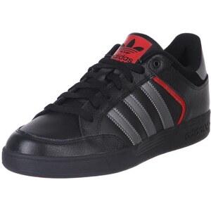 adidas Varial Low Schuhe black/iron met/red