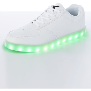 WIZE & OPE Sneakers mit leuchtender LED-Sohle