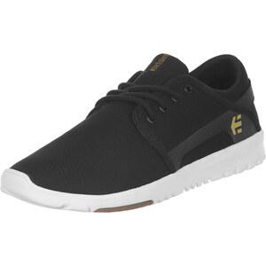 Etnies Scout Schuhe black/white/gum