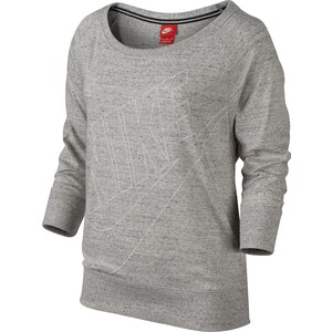 Nike Gym Vintage Crew W Sweater grey heahter/sail