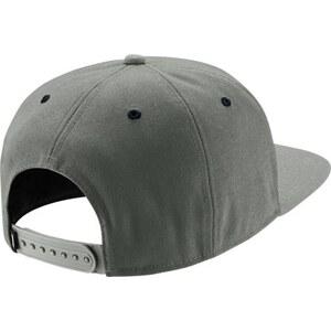 Nike Sb Icon Snapback Cap tumbled grey
