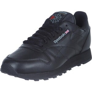 Reebok Cl Leather W chaussures black