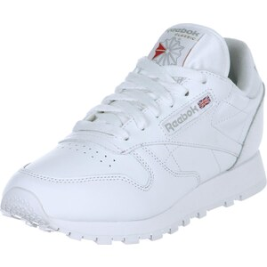 Reebok Cl Leather W chaussures white