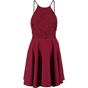New Look Freizeitkleid burgundy