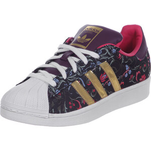 adidas Superstar W Adidas chaussures core black/gold met.