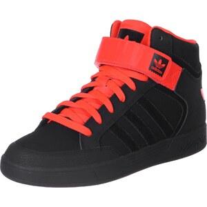 Adidas Varial Mid Schuhe black/red/black
