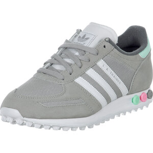 adidas La Trainer W Adidas chaussures granite/white/green
