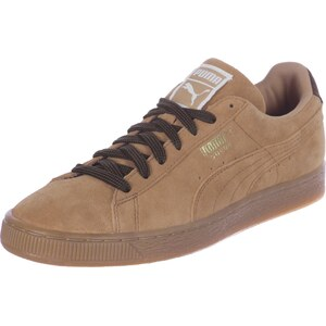 Puma Suede Classic Casual chaussures sandstorm/oxblood