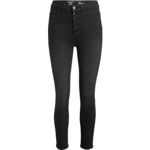 Lindex Slim High Waist Cropped Jeans
