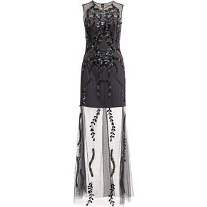 Lace & Beads ROMA Ballkleid dark grey