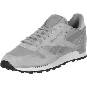 Reebok Cl Leather Re Schuhe grey/white