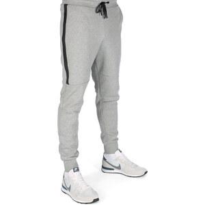 Nike Tech Fleece Hose grey heahter/black