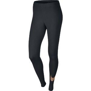 Nike Club Lrg Swoosh W Leggings black