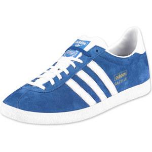 adidas Gazelle chaussures air force blue/white