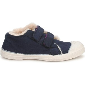 Bensimon Chaussures enfant TENNIS SCRATCH FOURRES
